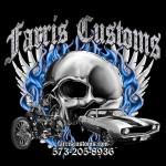 Location of Farris Customs